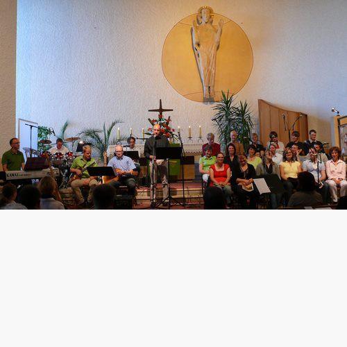 08-06 Unterwegs - Liederabend zu neuer CD-Produktion in der Kreuzkirche (1)