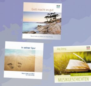 Neue Lieder zur Bibel von Jörg Streng